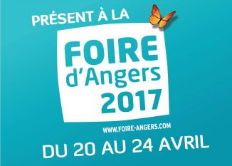 Logo foire Angers 2017