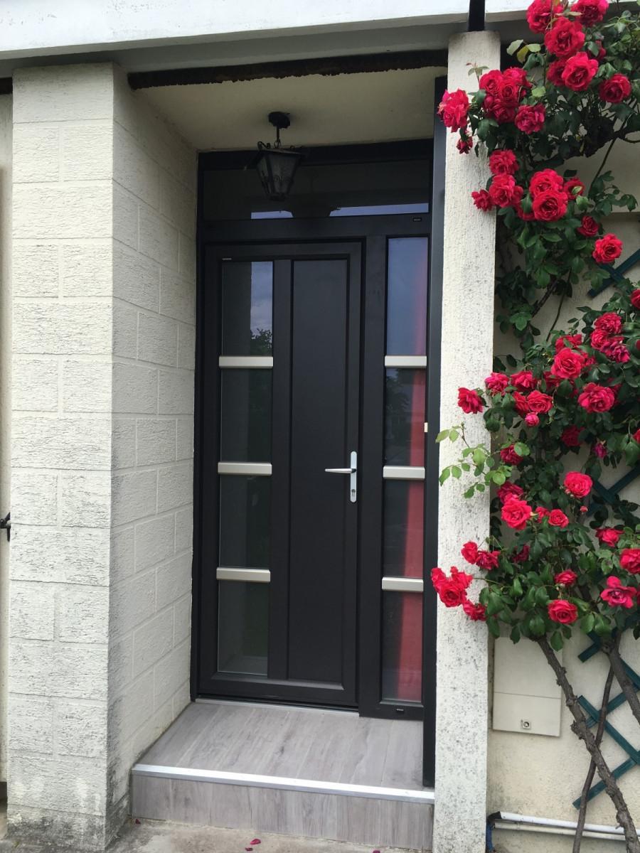 R novation acb portes et fen tres acb portes et fen tres for Changement porte d entree