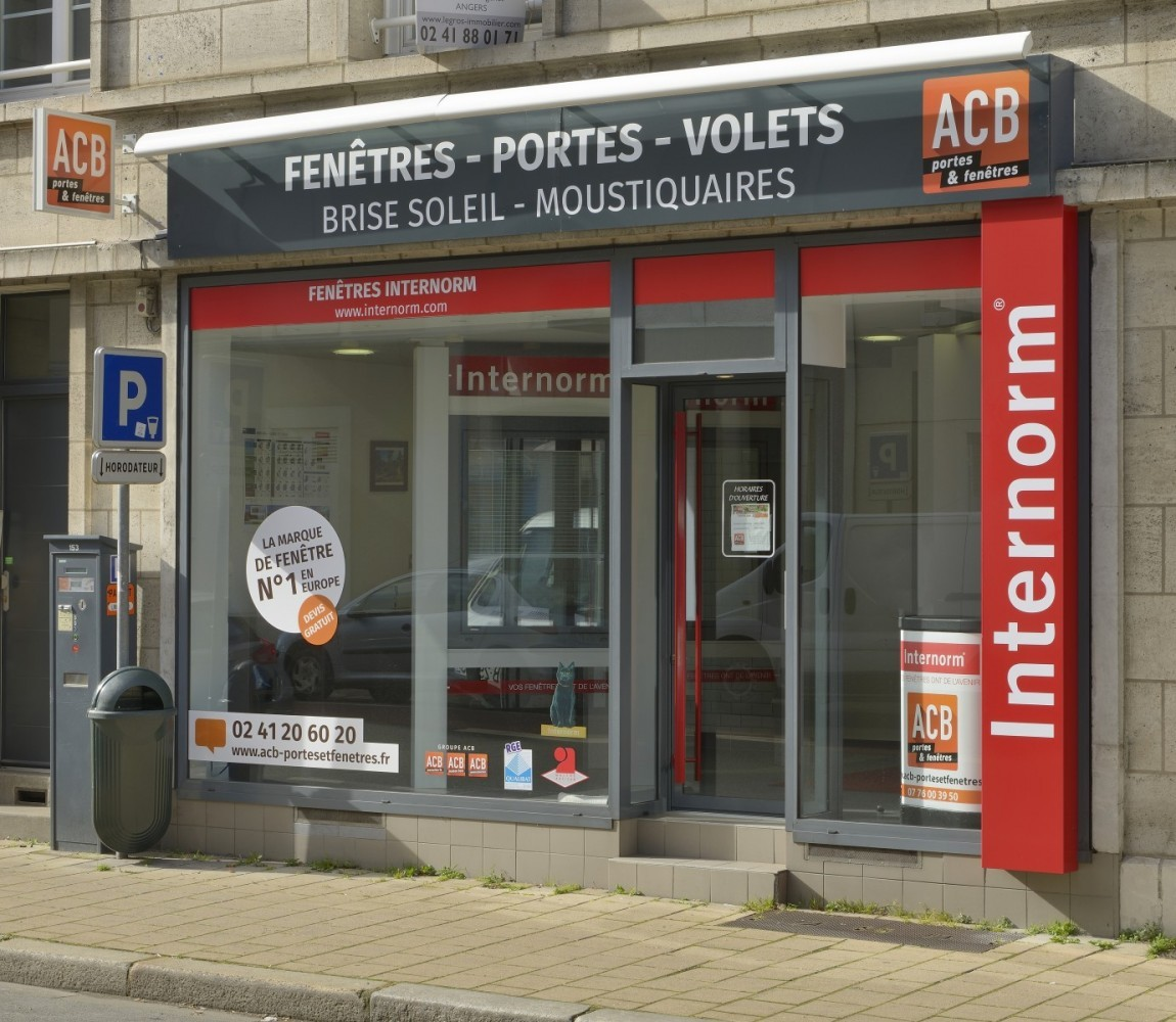 ACB SHOW ROOM Angers